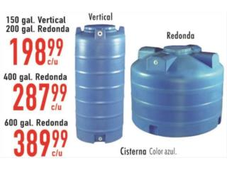 Cisterna Azul, Ferreteria Ace Berrios Puerto Rico