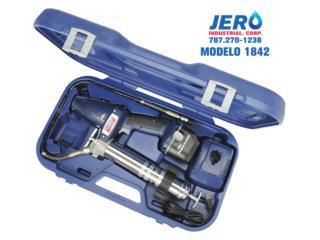 Pistola de Engrase con Cover - Modelo 1842/44, JERO Industrial Puerto Rico