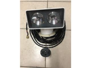 ITT JABSCO Searchlight Control With 25' Cable, DE DIEGO RENTAL Puerto Rico