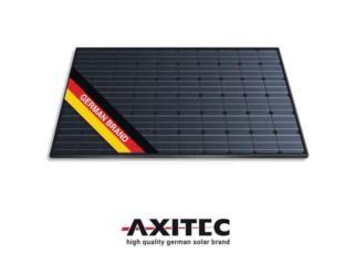 Caguas Puerto Rico Energia Renovable Solar, AXITEC SOLAR PANEL
