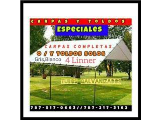 Carpas Heavy Duty Hechas en USA No Chinas, Quality Solar System 787-517-0663  Puerto Rico