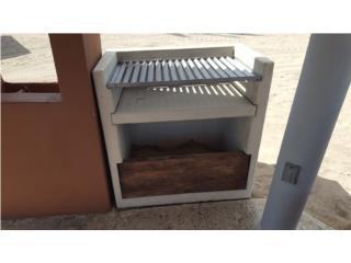 Concrete BBQ PR asador en cemento Puerto Rico, 713 Precast LLC Puerto Rico