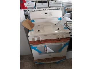 ESTUFA DE GAS CREMA GE , COLON APPLIANCES PARTS DIST. Puerto Rico