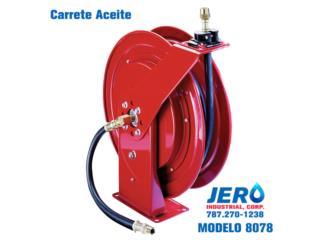 Carretes ALEMITE Heavy Duty - Modelo 8078 , JERO Industrial Puerto Rico