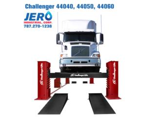 Challenger Lifts 4-POST LIFTS , JERO Industrial Puerto Rico