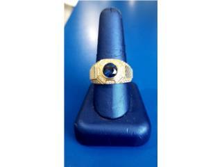 Gent's Gold Ring: 7.0D 14K, Ring Size: 10, La Familia Casa de Empeño y Joyería-Mayagüez 1 Puerto Rico