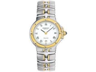 Raymond Weil Parsifal 9190 18kt & Stainless, CashEx Puerto Rico