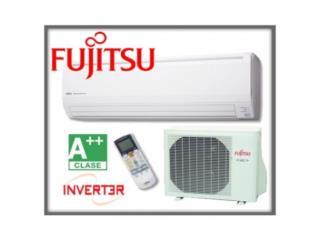 Fujitsu Inverter 18btu Seer 19, AR AIR CONDITIONING Puerto Rico
