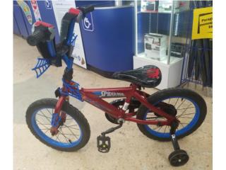 Bicicleta Huffy de Spiderman, La Familia Casa de Empeño y Joyería-Carolina 1 Puerto Rico