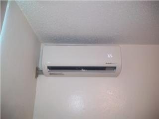 12 btu inverter $470 18 btu $745, A.Ortiz refrigeration services. Puerto Rico