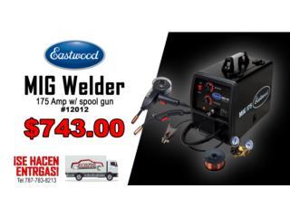 175 Amp MIG Welder w/ spool gun, ECONO TOOLS Puerto Rico