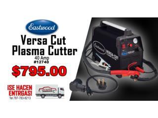 Versa Cut 40 Amp Plasma Cutter, ECONO TOOLS Puerto Rico
