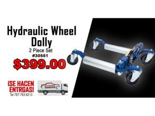 Hydraulic Wheel Dolly 2 Piece Set, ECONO TOOLS Puerto Rico
