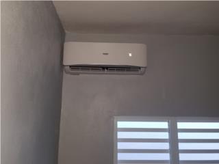 Inverter 24 btu seer19 $895 instalado, A.Ortiz refrigeration services. Puerto Rico