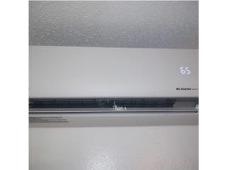 Midea 24 btu seer19 $895 instalada, A.Ortiz refrigeration services. Puerto Rico