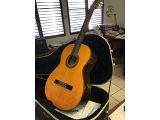 Guitarra Japonesa Takamine EC-128 incluye Acc, Maritza Mere Puerto Rico
