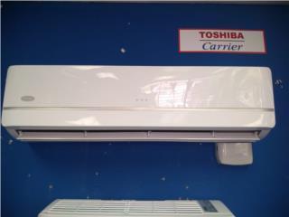 30 btu seer19 carrier $1595 intal., A.Ortiz refrigeration services. Puerto Rico