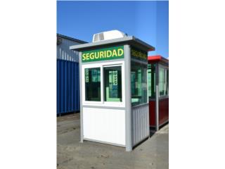 Bayamón Puerto Rico Sistemas de Seguridad - Industrial, Casetas de seguridad