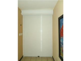 Roll- up Shutters (Aluminio)., ELECTROSERVICE LLC Puerto Rico
