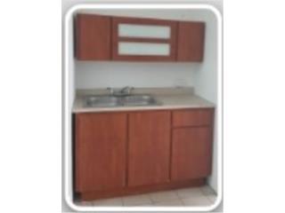 SET DE GABINETES DELUX 4', 5', 6' EN PVC, Homesolution, Corp Puerto Rico