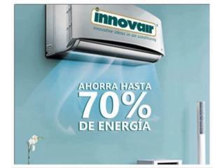 Innovair 12 btu seer 19 $475 instalada, A.Ortiz refrigeration services. Puerto Rico