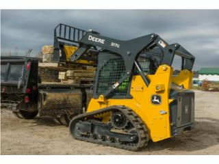 John Deere 317G Compact Track Loader, González Trading Puerto Rico