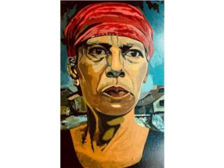 ¨Goyita¨ - R. Tufiño, PR ART COLLECTION Puerto Rico