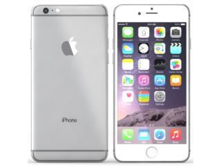 IPHONE 6 PLUS 64 GB BLANCO, MI CELULAR PR  Puerto Rico