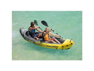 Kayak inflable K2 Explorer , Sigma Distributors PR Puerto Rico