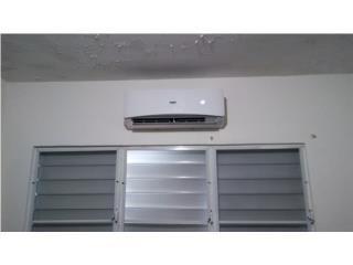 Inverter 18 btu seer20 $795 instalado, A.Ortiz refrigeration services. Puerto Rico
