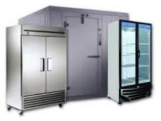 Bayamón Puerto Rico Equipo Industrial, reparamos todos tipos de neveras y freezer