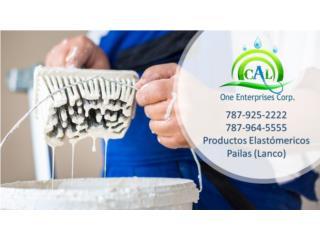 Filtraciones en el Techo - Estimados GRATIS , CAL One Enterprises  787-925-2222/ 787-964-5555 Puerto Rico
