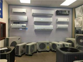 Carrier inverter 36 btu seer18 $1795 instalad, A.Ortiz refrigeration services. Puerto Rico