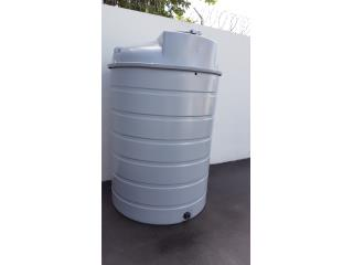 Cisterna 800 galones, Puerto Rico Water Puerto Rico