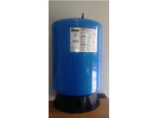 Tanque presurizado 20 galones, Puerto Rico Water Puerto Rico
