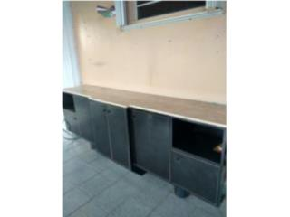 Buffet con tope piedra coralina, ROOF RACKS & CAR WASH PRODUCTS Puerto Rico