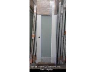 PUERTA ECO-20 FULL GLASS 25
