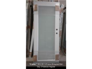 PUERTA ECO-20 FULL GLASS 34