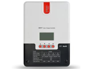 controlador regulador carga 60 amp, Mundo Solar Puerto Rico
