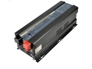 Inversor 48V 6,000watt 120-240V , Mundo Solar Puerto Rico