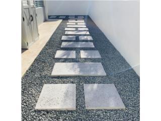 Cemento ornamental Losas Patio Tiestos mueble, 713 Precast LLC Puerto Rico