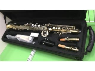 Saxophone Soprano Maybach $280 OMO, Krazy Pawn Corp Puerto Rico