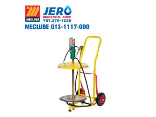 MecLube - PNEUMATIC GREASE PUMP SETS, JERO Industrial Puerto Rico