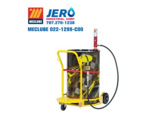 MECLUBE Wheeled Oil Set Suitable For Barrels, JERO Industrial Puerto Rico