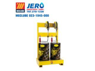 MECLUBE - Complete Installation 2 Barrels , JERO Industrial Puerto Rico