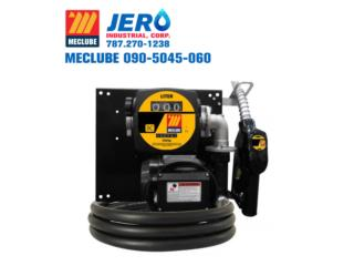 Isabela Puerto Rico Equipo Comercial, MECLUBE Pump From Tank 230V 60 l/min