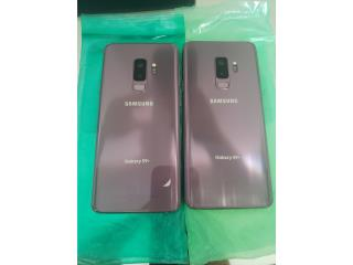Galaxy S9+ 64GB Claro , Cellphone's To Go Puerto Rico