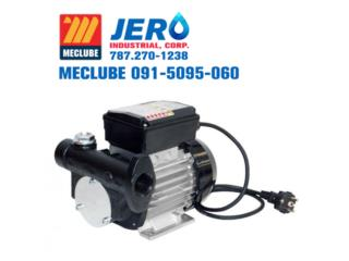 MECLUBE - Electric Pump for Diesel Fuel , JERO Industrial Puerto Rico