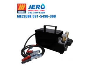 MECLUBE Electric Pump For Oils And Lubricants, JERO Industrial Puerto Rico