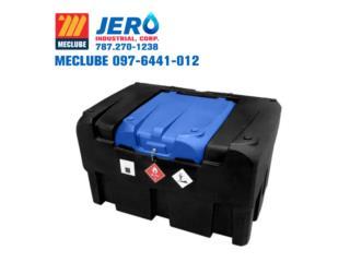 MECLUBE AdBlue tank 440 12V + flow meter , JERO Industrial Puerto Rico